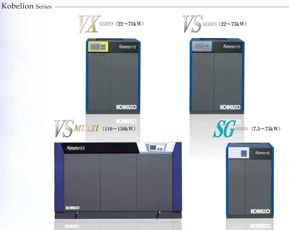 Kobelion VX/VS/SG